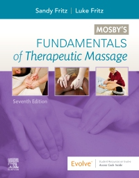 cover image - Mosby's Fundamentals of Therapeutic Massage,7th Edition