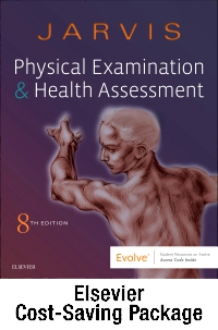 cover image - Health Assessment Online for Physical Examination and Health Assessment (Access Code and Textbook Package),8th Edition