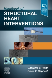 cover image - Handbook of Structural Heart Interventions