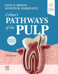 cover image - Cohen's Pathways of the Pulp Expert Consult,12th Edition