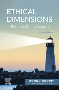 cover image - Ethical Dimensions in the Health Professions - Elsevier eBook on VitalSource,7th Edition