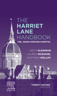 cover image - The Harriet Lane Handbook Elsevier eBook on VitalSource,22nd Edition