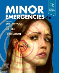 cover image - Minor Emergencies Elsevier eBook on VitalSource,4th Edition
