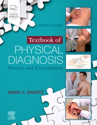 cover image - Textbook of Physical Diagnosis Elsevier eBook on VitalSource,8th Edition