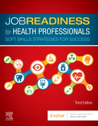 cover image - Evolve Resources for Job Readiness for Health Professionals,3rd Edition