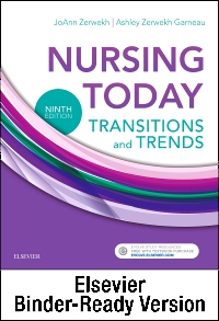 cover image - Nursing Today - Binder Ready,9th Edition
