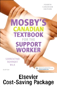 cover image - Mosby's Canadian Textbook for the Support Worker - Text, Workbook, and Clinical Skills: Skills for Nurse Assisting (Access Card),4th Edition