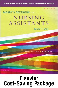 cover image - Mosby's Textbook for Nursing Assistants - Text, Workbook and Clinical Skills,9th Edition