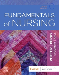 cover image - Fundamentals of Nursing,10th Edition