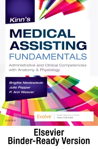 cover image - Kinn's Medical Assisting Fundamentals - Binder Ready