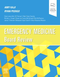 cover image - Emergency Medicine Board Review
