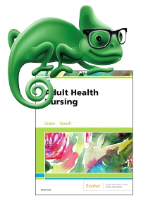 cover image - Elsevier Adaptive Quizzing for Adult Health Nursing,8th Edition