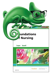cover image - Elsevier Adaptive Quizzing for Foundations of Nursing,8th Edition