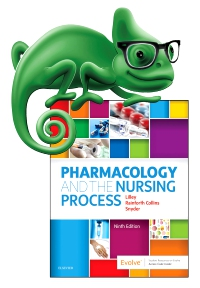 cover image - Elsevier Adaptive Quizzing for Pharmacology and the Nursing Process,9th Edition