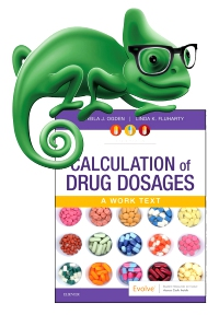 cover image - Elsevier Adaptive Quizzing for Calculation of Drug Dosages,11th Edition