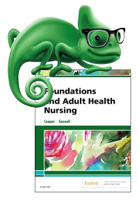 cover image - Elsevier Adaptive Quizzing for Foundations and Adult Health Nursing - Classic Version,8th Edition