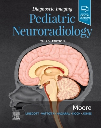 cover image - Diagnostic Imaging: Pediatric Neuroradiology,3rd Edition