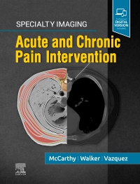 cover image - Specialty Imaging: Acute and Chronic Pain Intervention