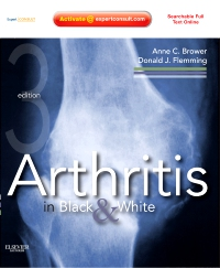 cover image - Arthritis in Black and White - Elsevier eBook on VitalSource,3rd Edition