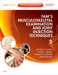 cover image - Fam's Musculoskeletal Examination and Joint Injection Techniques - Elsevier eBook on VitalSource,2nd Edition