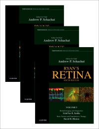 cover image - Ryan's Retina - Elsevier eBook on VitalSource,6th Edition