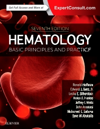 cover image - Hematology - Elsevier eBook on VitalSource,7th Edition