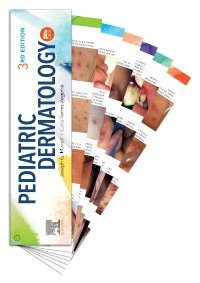 cover image - Pediatric Dermatology DDX Deck,3rd Edition