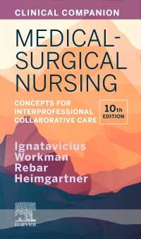 cover image - Clinical Companion for Medical-Surgical Nursing - E-Book,10th Edition