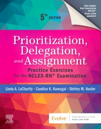 cover image - Prioritization, Delegation, and Assignment,5th Edition