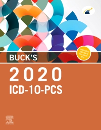 cover image - Buck's 2020 ICD-10-PCS Elsevier eBook on VitalSource