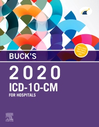 cover image - Buck's 2020 ICD-10-CM Hospital Edition Elsevier eBook on VitalSource