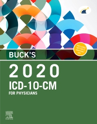 cover image - Buck's 2020 ICD-10-CM Physician Edition Elsevier eBook on VitalSource