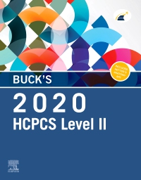 cover image - Buck's 2020 HCPCS Level II - Elsevier eBook on VitalSource