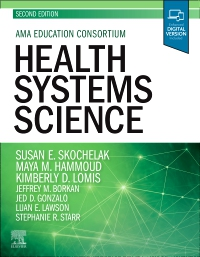 cover image - Health Systems Science,2nd Edition