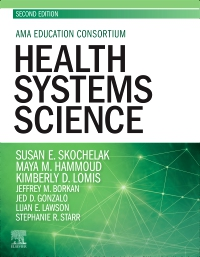 cover image - Health Systems Science Elsevier eBook on Vital Source (Retail Access Card),2nd Edition