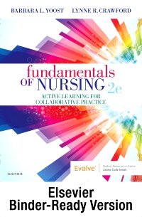 cover image - Fundamentals of Nursing - Binder Ready,2nd Edition