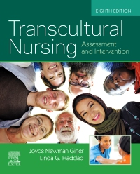 cover image - Transcultural Nursing,8th Edition