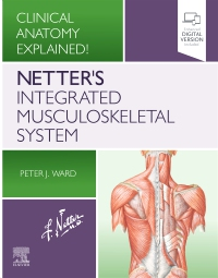 cover image - Netter's Integrated Musculoskeletal System Elsevier E-Book on VitalSource