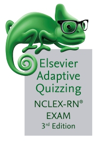 cover image - Elsevier Adaptive Quizzing for the NCLEX-RN Exam (36-Month),3rd Edition