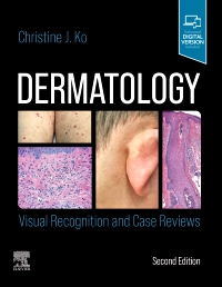 cover image - Dermatology: Visual Recognition and Case Reviews,2nd Edition