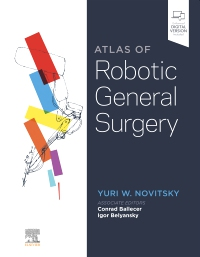 cover image - Atlas of Robotic General Surgery
