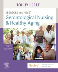 cover image - Ebersole and Hess' Gerontological Nursing & Healthy Aging,6th Edition