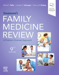 cover image - Swanson's Family Medicine Review,9th Edition