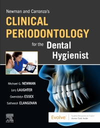 cover image - Newman and Carranza's Clinical Periodontology for the Dental Hygienist - Elsevier E-Book on VitalSource