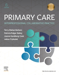 cover image - Evolve Resources for Primary Care,6th Edition