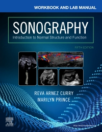 cover image - Workbook and Lab Manual for Sonography,5th Edition