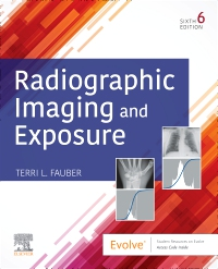 cover image - Evolve Resources for Radiographic Imaging and Exposure,6th Edition
