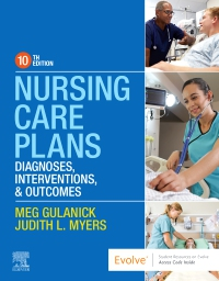 cover image - Nursing Care Plans,10th Edition