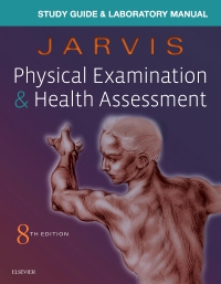 cover image - Study Guide & Laboratory Manual for Physical Examination & Health Assessment Elsevier E-Book on VitalSource,8th Edition
