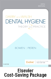 cover image - Darby and Walsh Dental Hygiene - Text and Student Workbook package,5th Edition